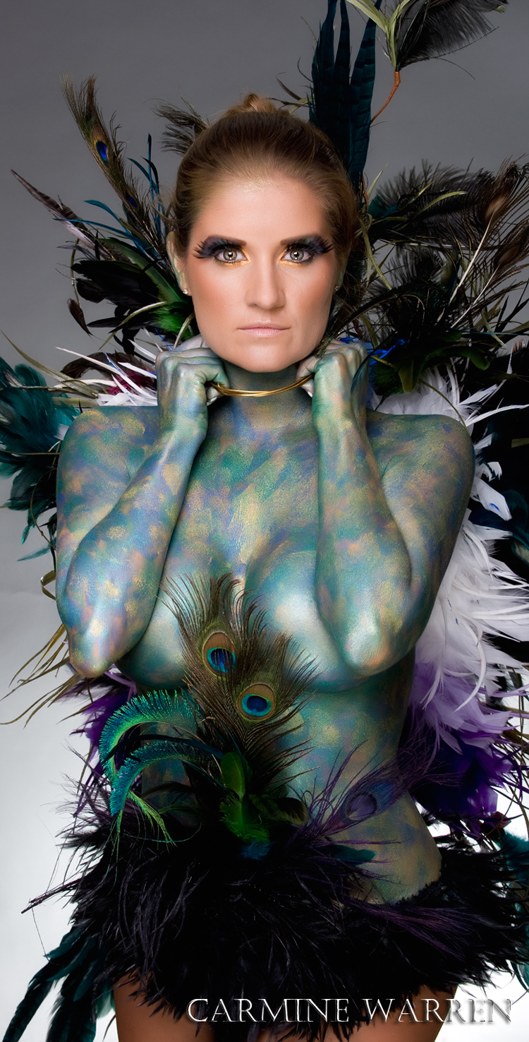 Jun 03, 2011 Carmine Warren of CW Images, Make-up by Danelle Wood