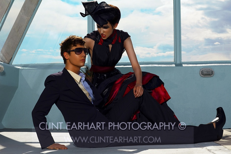 Jun 03, 2011 CLINT EARHART PHOTOGRAPHY ALICE IN GUCCI-LAND