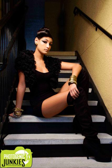 Female model photo shoot of Photogenic Junkies in Orlando,FL