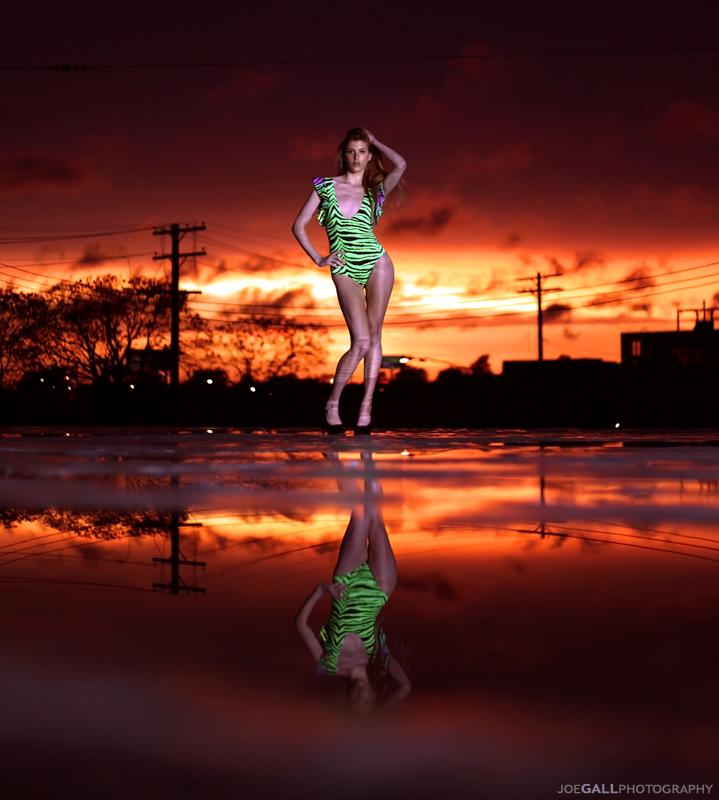 Detroit, Michigan Jun 05, 2011 Joe Gall Photography Best Sunset Ever! Peace Love Spandex Dot Com