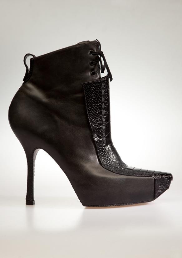 Stylist: Kay Korsh Jun 06, 2011 Rob Goodwin Black Ankle Boots