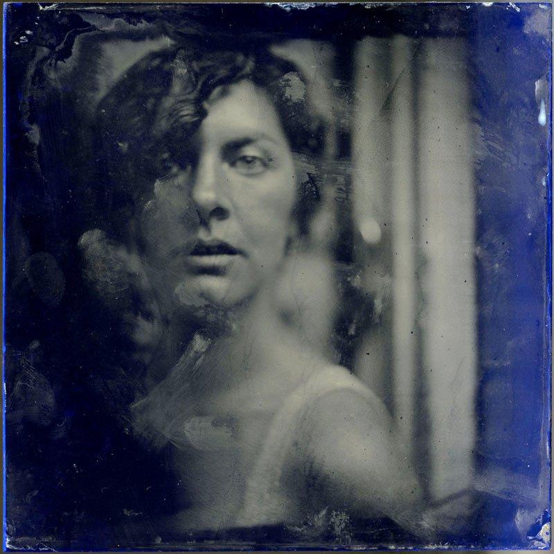 Jun 07, 2011 Maria on blue glass