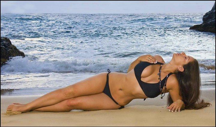Female model photo shoot of Amanda Rose by hawaiian phototropix in Oahu