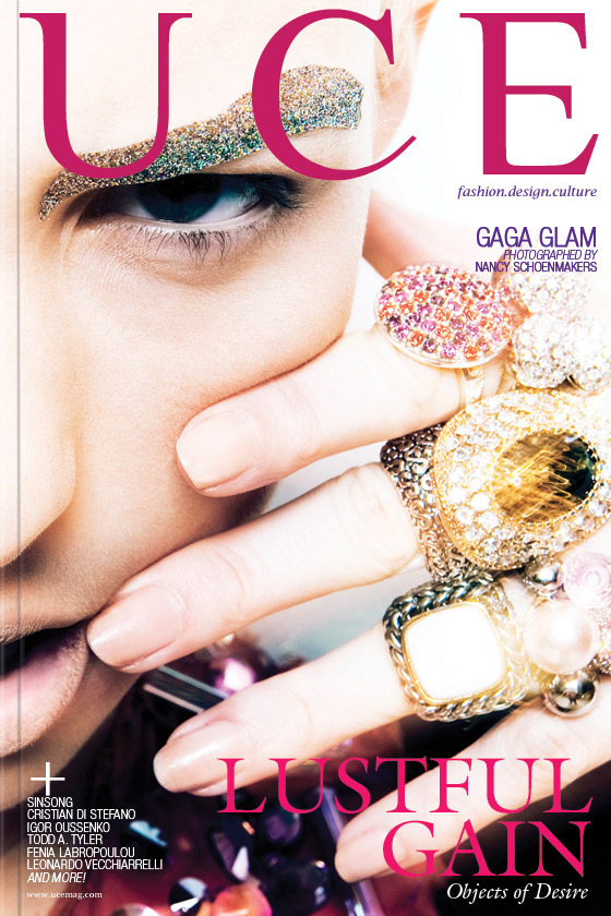 Jun 08, 2011 UCE Magazine Lustful Gain Issue Cover