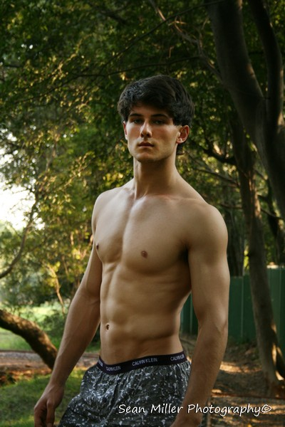 Picture About Male Model  Donovan Bosman 20 years old from Pretoria, Gauteng, South Africa