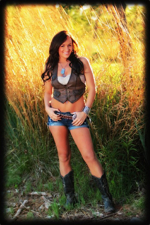 Female model photo shoot of Danielle Moorman by JG Artistic Photography in OKC