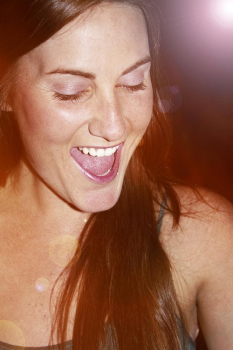 Female model photo shoot of Laura Janin Photography