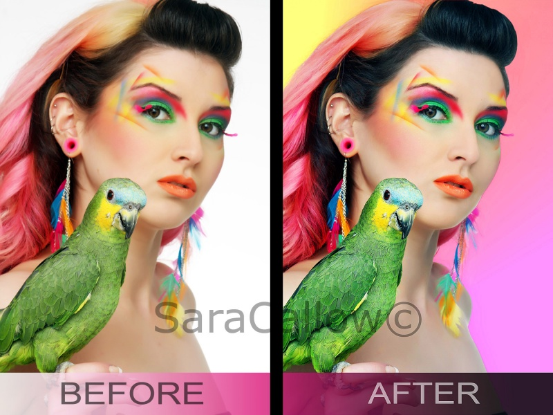 Jun 11, 2011 Sara Callow / Make-up by Sophie Retouching by MCS Photo Touch Up