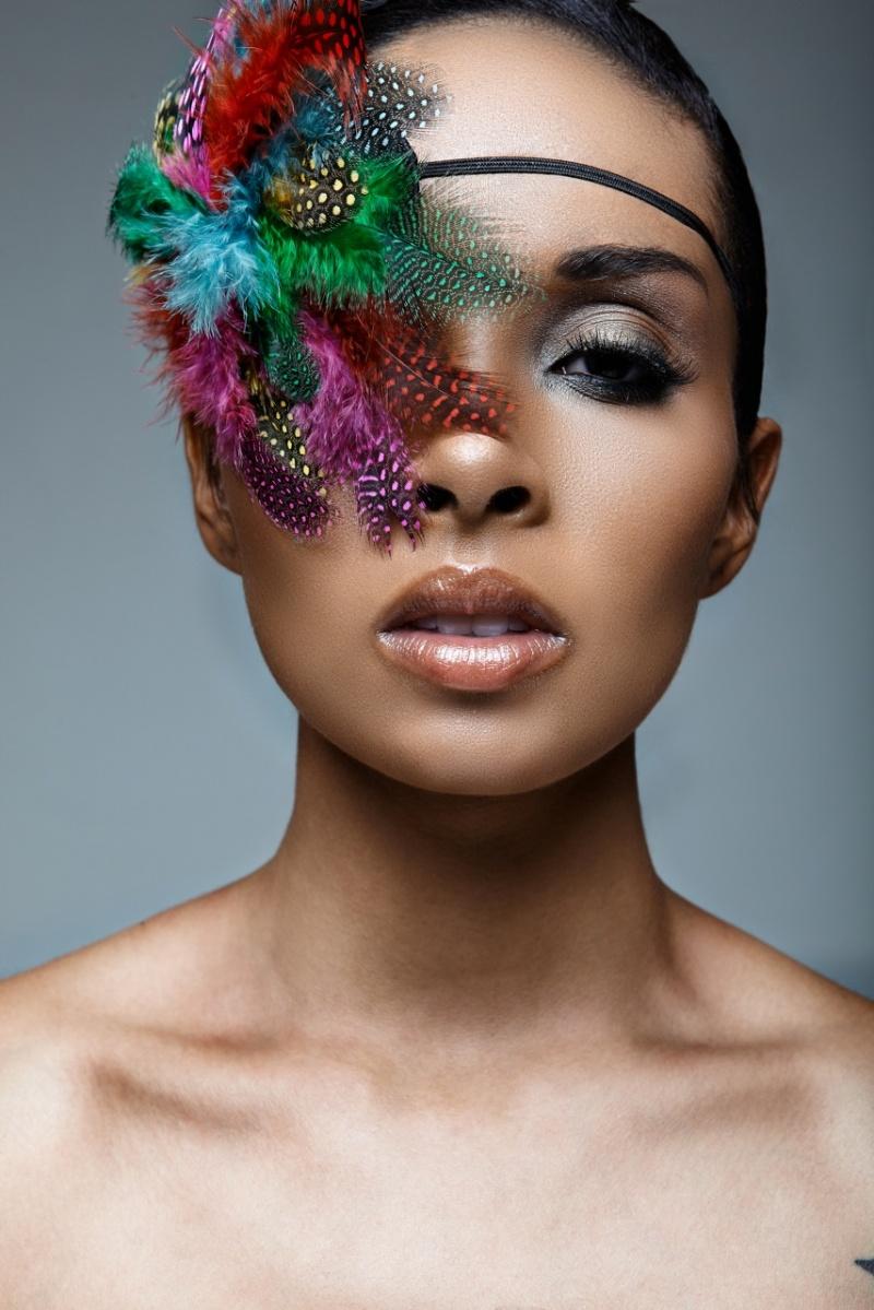 Female model photo shoot of DeAna Fierce