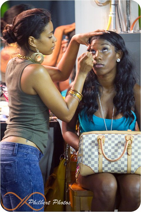 Female model photo shoot of Valdiviez Aesthetics in Catwalk Studioz