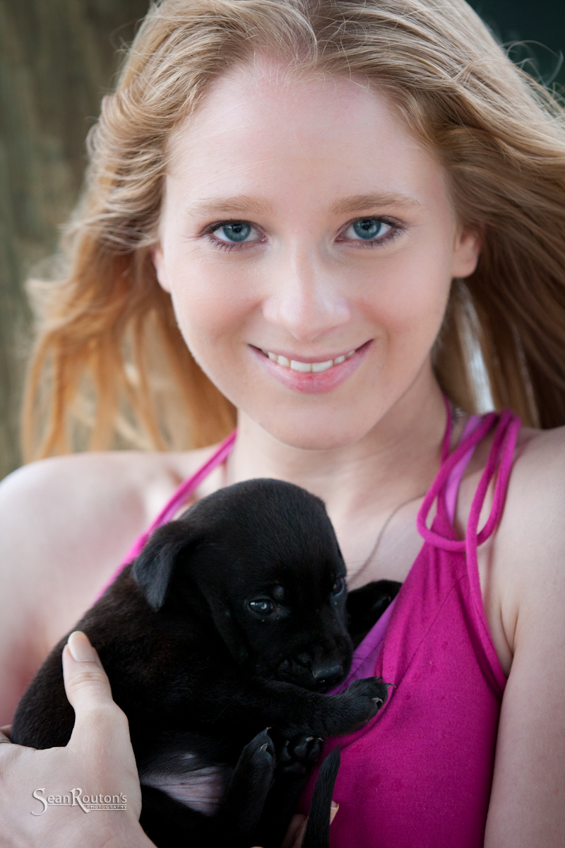 Smith Mountain Lake Jun 14, 2011 Sean Routons Photography Puppy