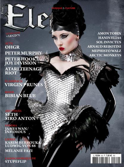 Jun 15, 2011 Elegy Magazine (FR) issue 69