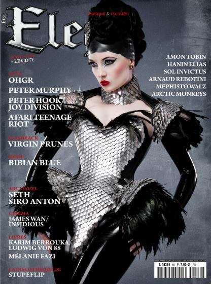 Jun 15, 2011 Elegy Magazine (FR) issue 69