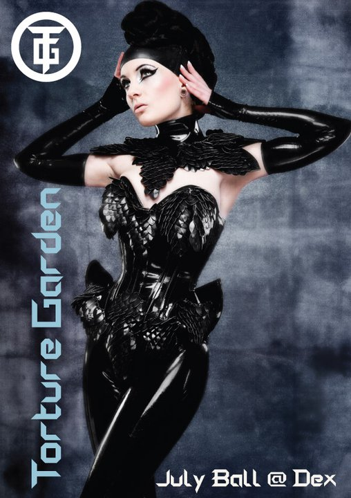 Jun 15, 2011 TG July Ball 2011 flyer cover