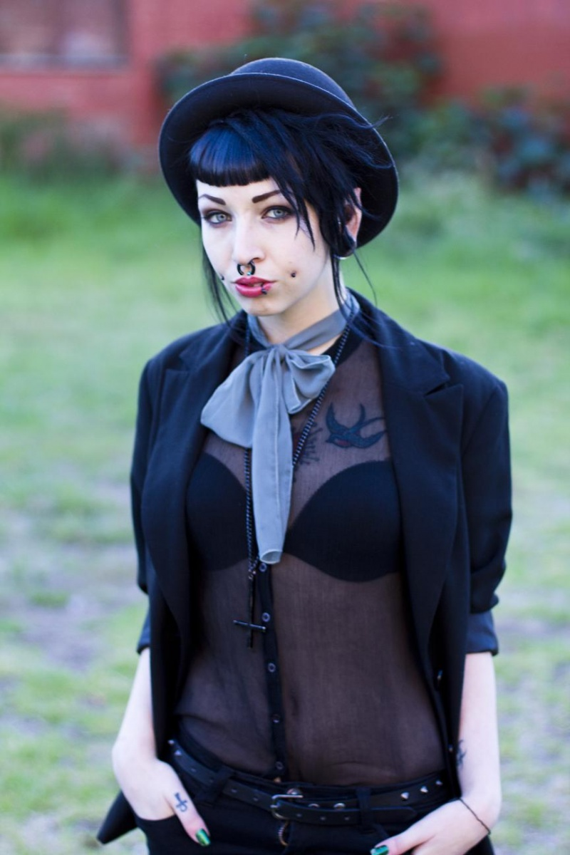 Female model photo shoot of Zephyr Elf by Alex Baulderstone in Adelaide, South Australia