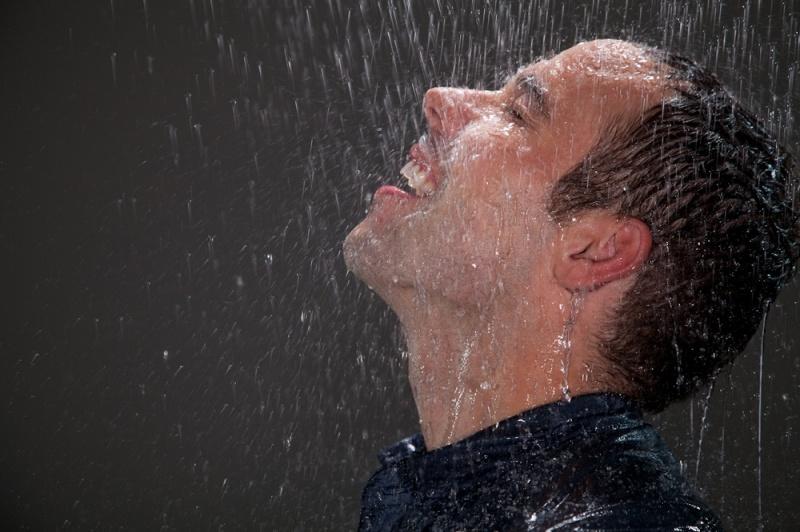 Jun 19, 2011 Drew Myers/ corbis rain shower