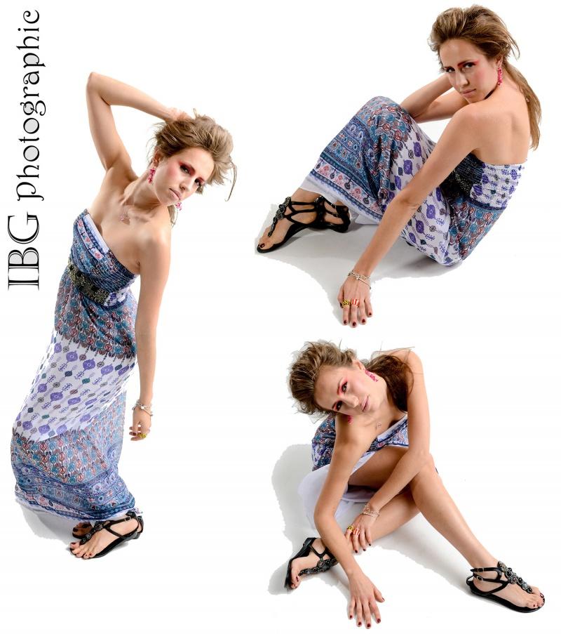Female model photo shoot of Irina F