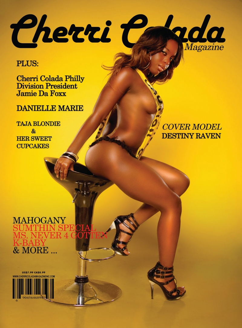 Jun 21, 2011 my first magazine cover =]
