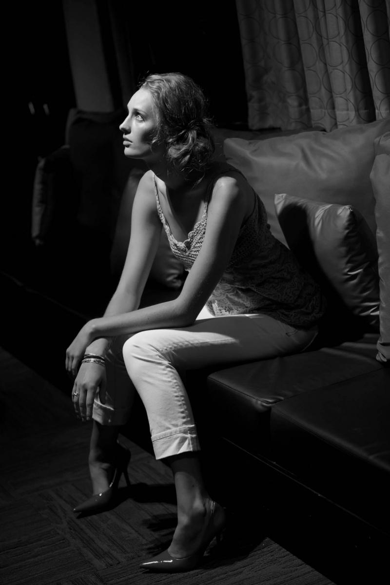 Female model photo shoot of Linda Michele-Dobel in Brighton
