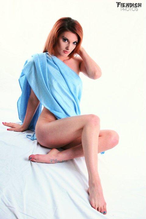 Female model photo shoot of MonaLisa_Gaze2014