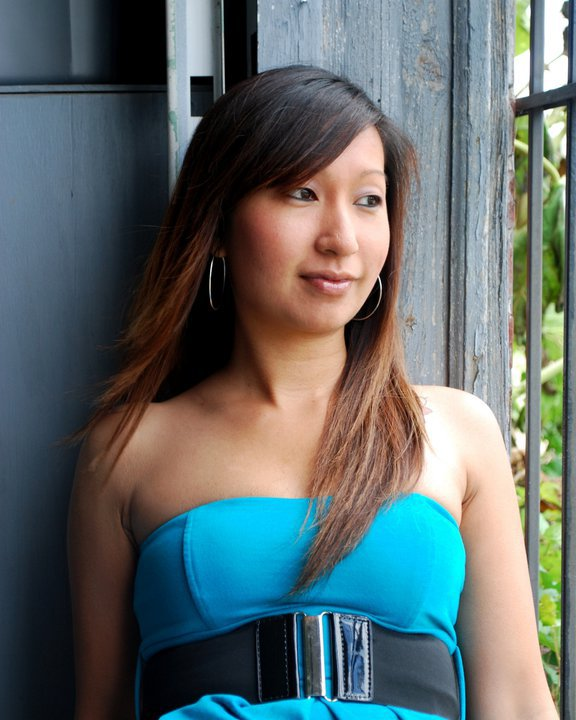 Female model photo shoot of Donna Vong