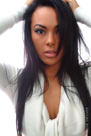 Female model photo shoot of Malia-Kristine
