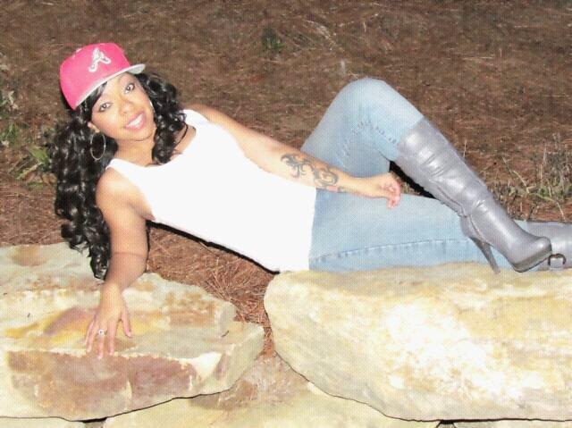 Female model photo shoot of Tiara Copeland