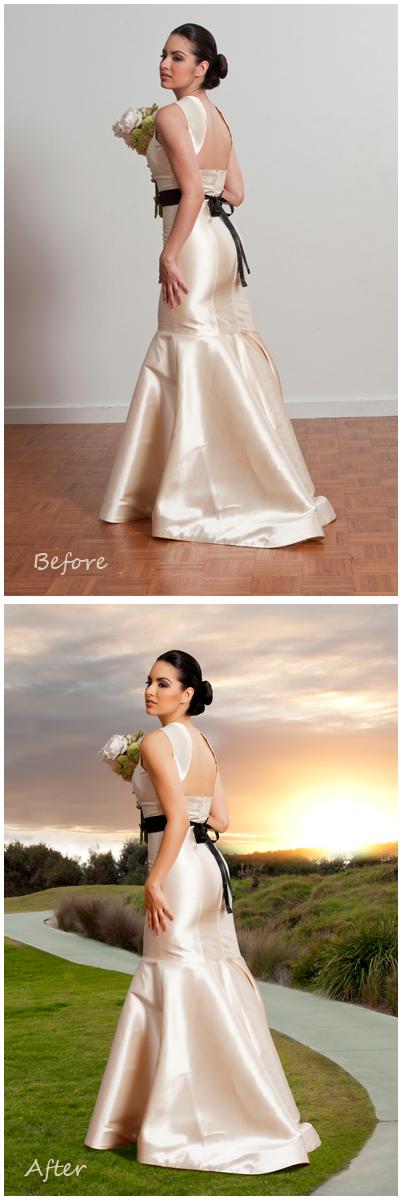 Jun 24, 2011 Dean Paul Bridal Dress, Photography , Retouch