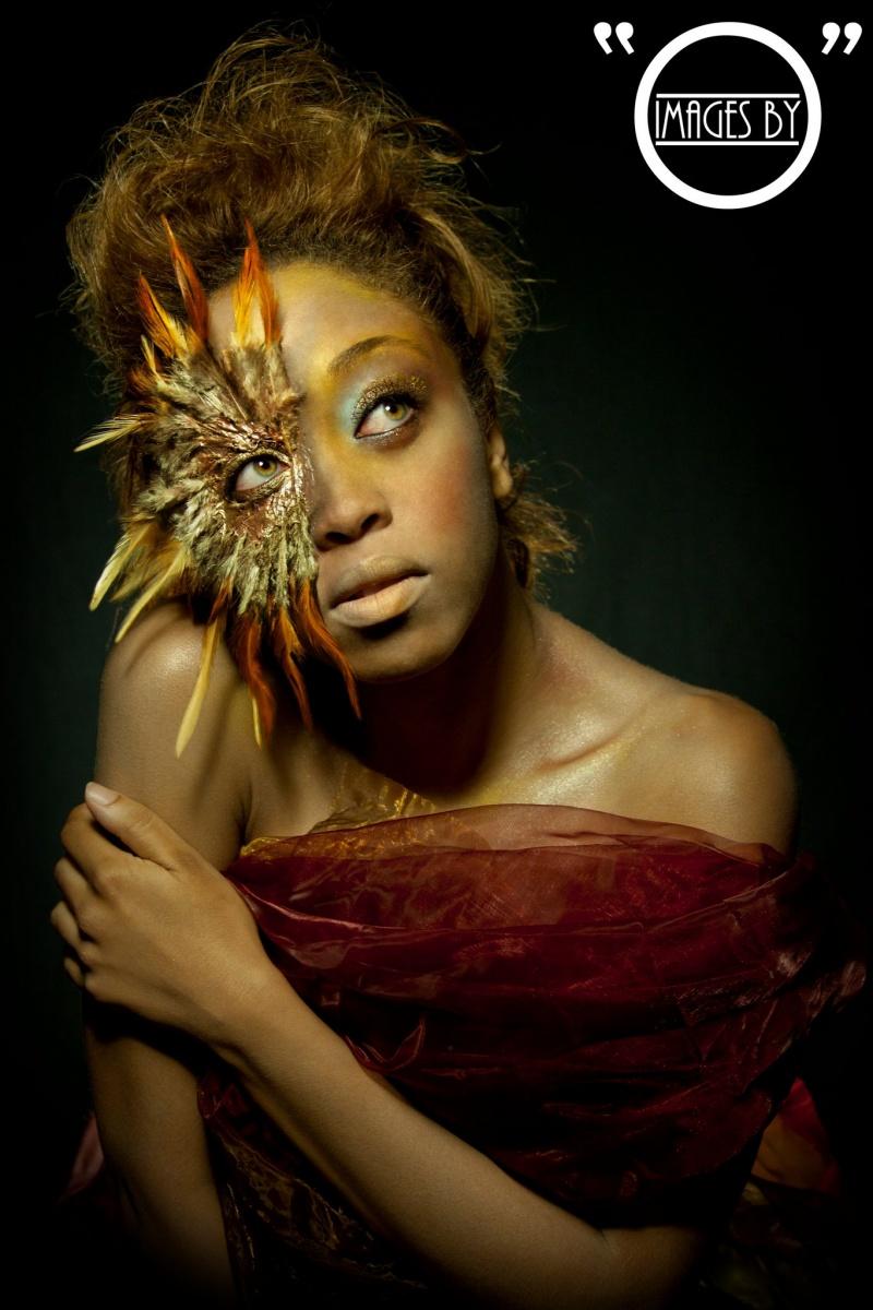 Female model photo shoot of Fatima MUA  by IM So URBAN in Copperas Cove Texas