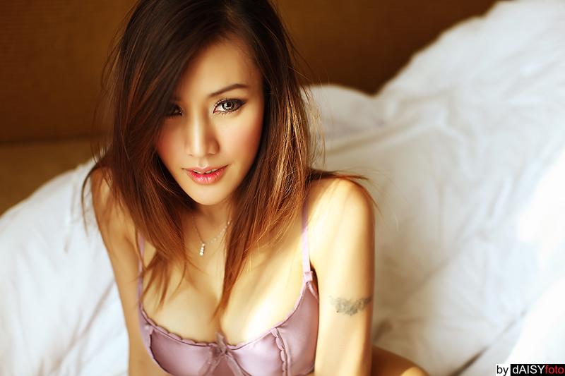 Female model photo shoot of Muay_Pilawan