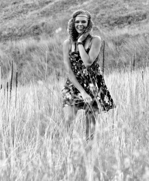 Female model photo shoot of Savanna B by Tres J Benet