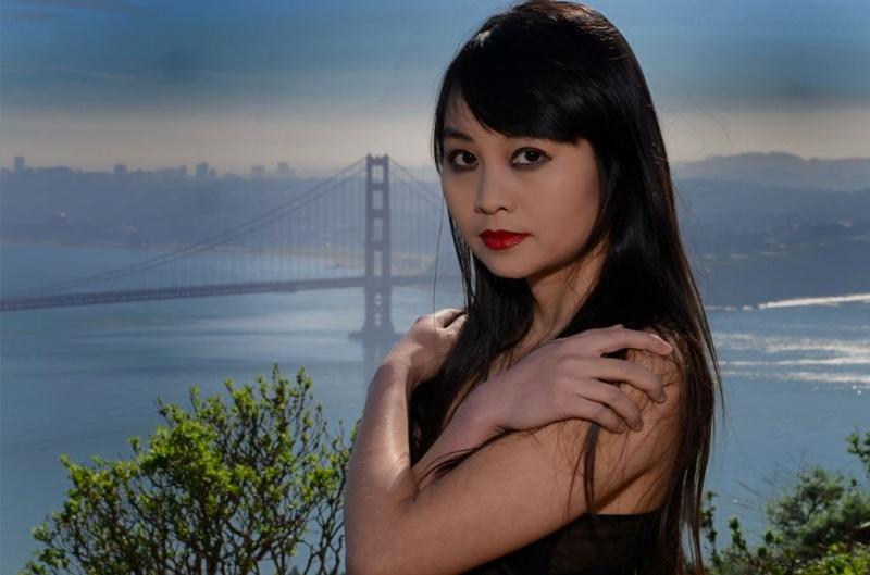 San Francisco, California, USA Jun 26, 2011 HD Photo Tours Angel is Golden
