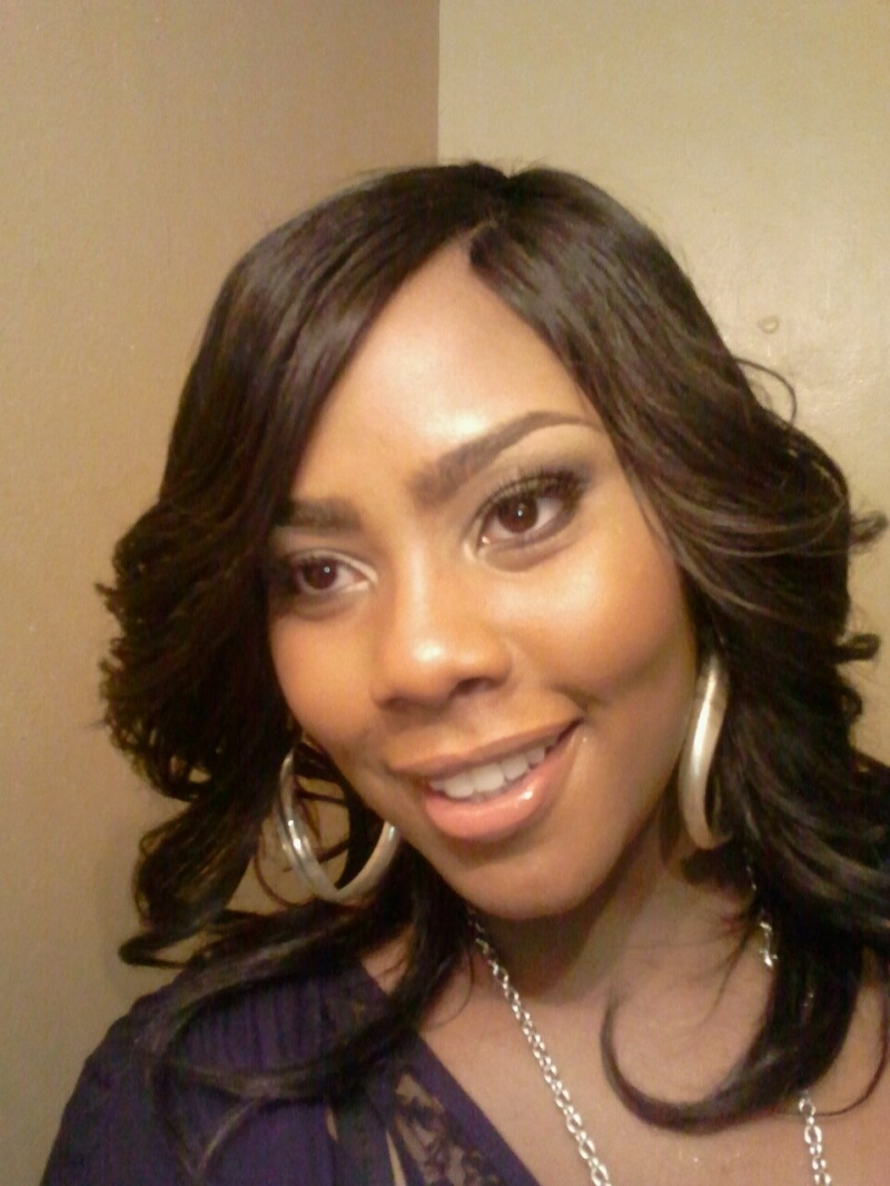 Female model photo shoot of Your Make-Up Artist Pro in Suitland, MD