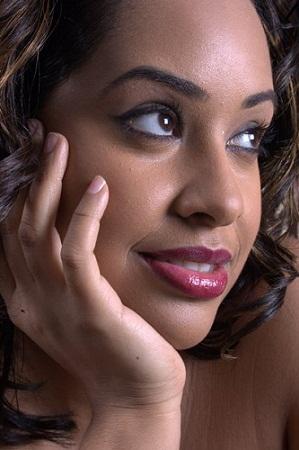 Female model photo shoot of Your Make-Up Artist Pro in Zipporah's Touch Salon