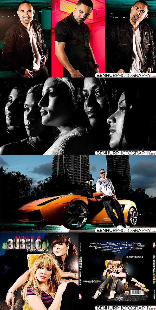 All photos were on location Jun 27, 2011 Benhur Photography Clients - Enrique Santos, Chicas Roland, Hugo Diaz, Sherry & Shayla