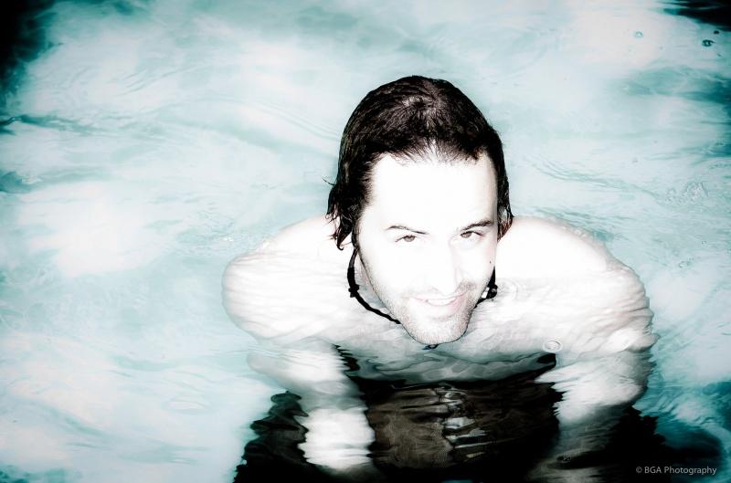 Male model photo shoot of Brandon G Andreadakis