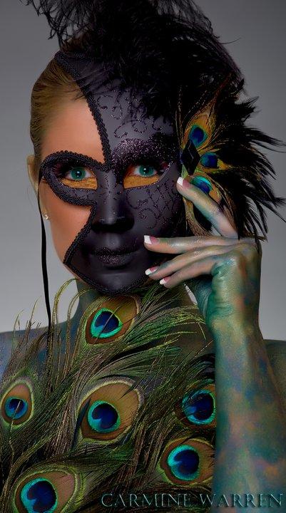 Jun 29, 2011 Carmine Warren of CW Images, Make-up by Danelle Wood