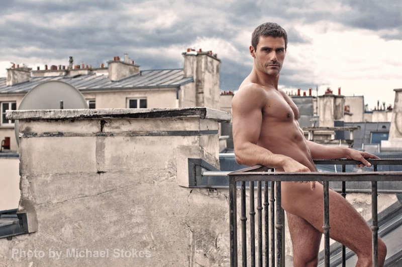 Picture About Male Model Geofff 39 Years Old Paris, Île-de-France, France