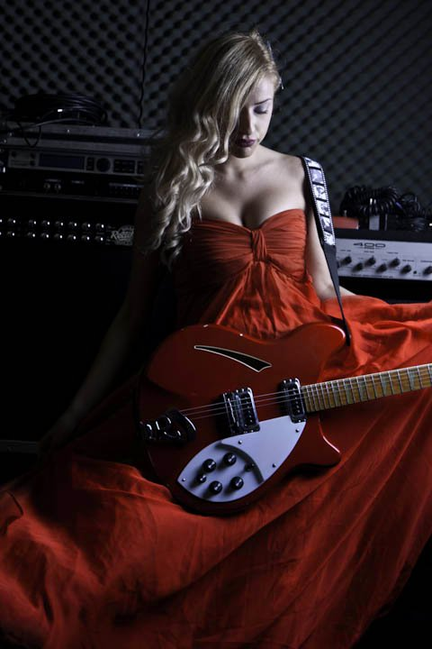 Female model photo shoot of Andreea Vilau