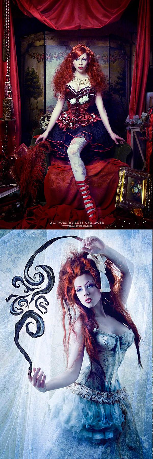 Jun 30, 2011 Mascha Zhuk Model, make up artistry, hairstyling, wardrobe design: Ophelia Overdose