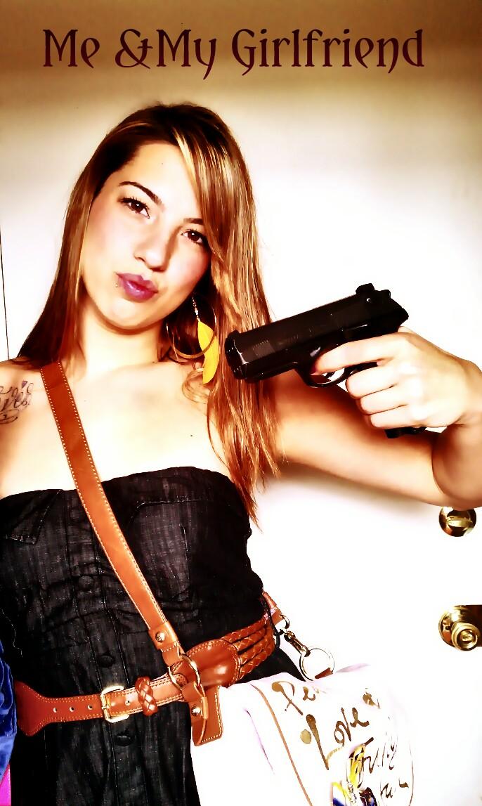 Female model photo shoot of Dangerous D