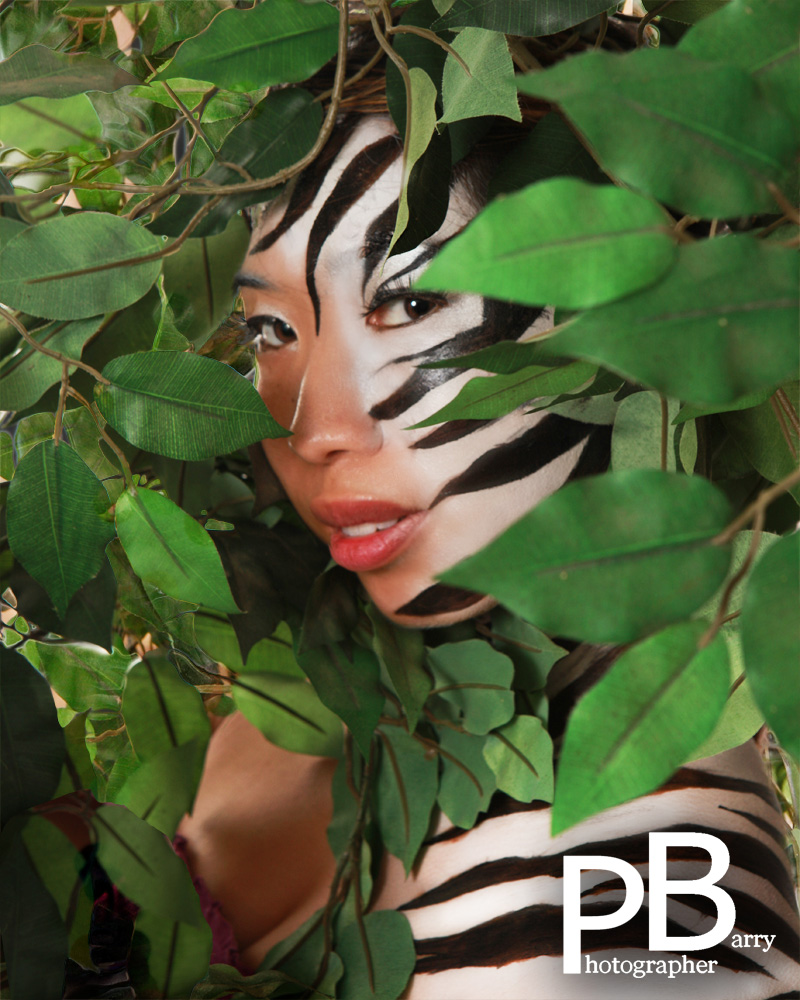 Jul 02, 2011 Extreme Zebra Makeup