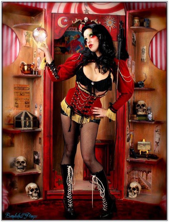 Bombshell Studios Jul 02, 2011 Bombshell Pinups LLC Photo, MUAH, set design and wardrobe-Bombshell Mandy. Model- Teresa MZ. Set Fabracation- Bombshell Pinups Prop Shop