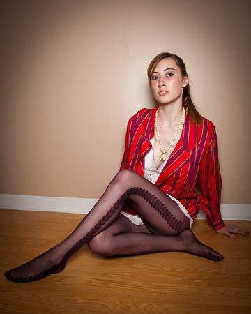 Female model photo shoot of Mae Eden by M-A-R-C