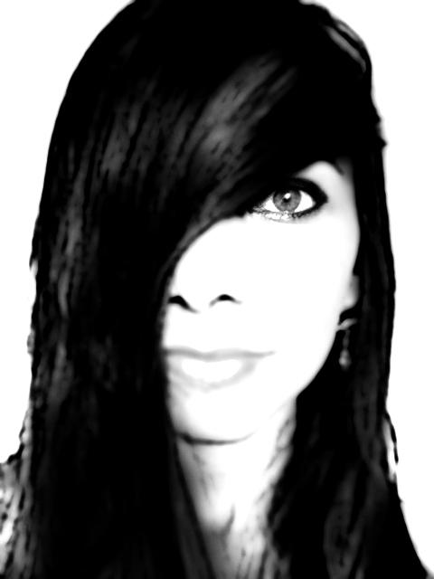 Female model photo shoot of InLine