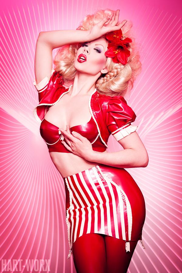 Jul 03, 2011 Hart-Worx.com model, make-up, styling, wig design: myself