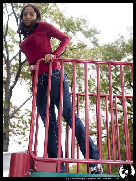 Female model photo shoot of Chika Komatsu in Bronx, New York