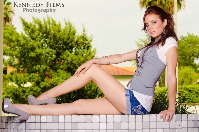 Female model photo shoot of Tarah Michelle in Miami, Fl