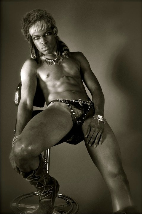 Las Vegas, NV Jul 05, 2011 4/2011 Neon Lights Production Modern Day Indian