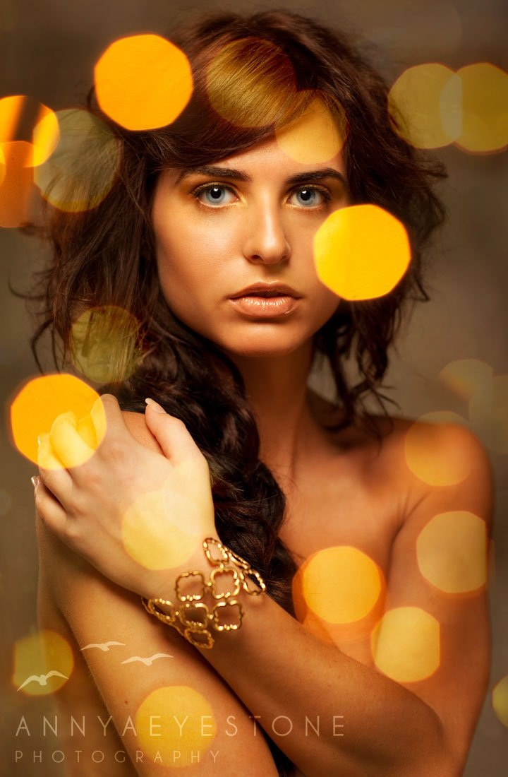 Female model photo shoot of MakeupBy Agnes
